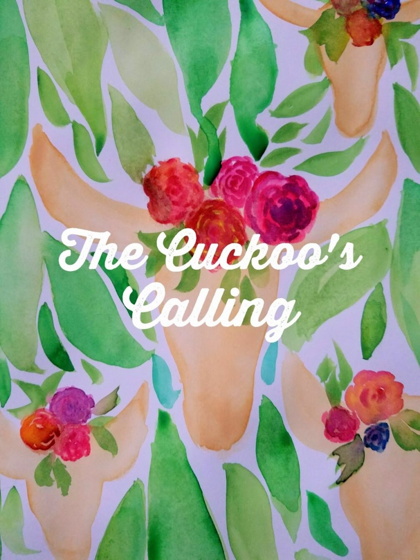 The Cuckoo's Calling Book Review