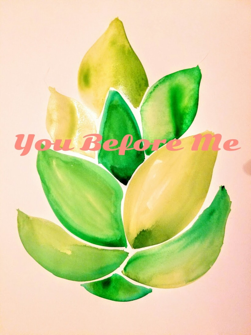 You Before Me Book Review