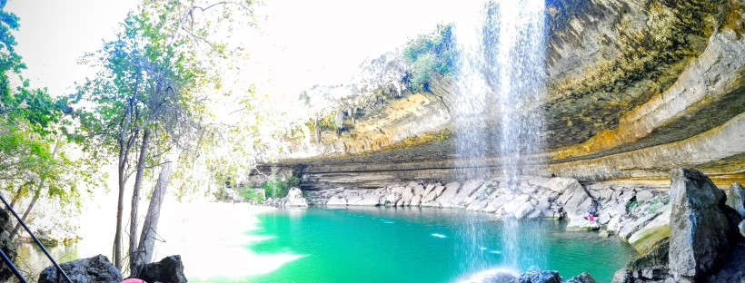 Hamilton Pool Reserve Austin Texas