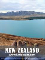 New Zealand Lake Tekapo Mt John Walkway Hike Observatory