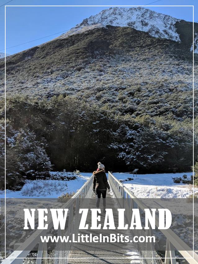 New Zealand Devils Punchbowl Falls Arthur's Pass