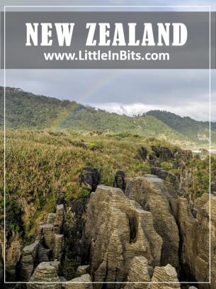 New Zealand Pancake Rocks